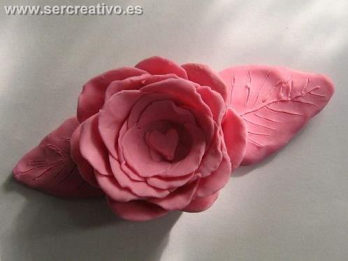 Rosa del dia de los enamorados