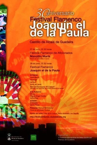 fetival flamenco alcala