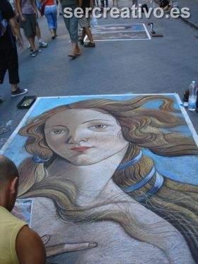 nacimiento venus firenze art street