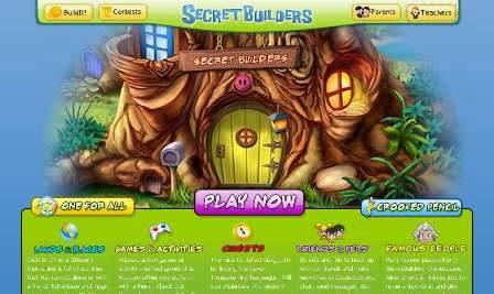 juego secret builders